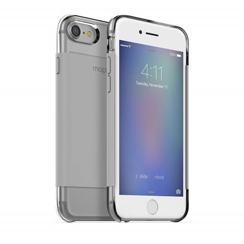 Mophie®Hold Force Wrap Base πολύ λεπτή Μαγνητική θήκη προστασίας – για Apple iPhone 8/7 Stone
