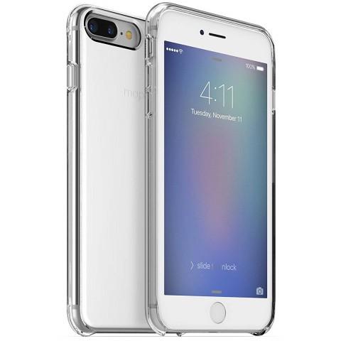 Mophie®Hold Force Gradient Base πολύ λεπτή Μαγνητική θήκη προστασίας – για Apple iPhone 8/7 Plus ασημί