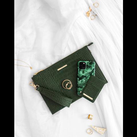 iDEAL Θήκη Fashion iPhone X/XS Evergreen Agate IDFCDC19-IXS-180