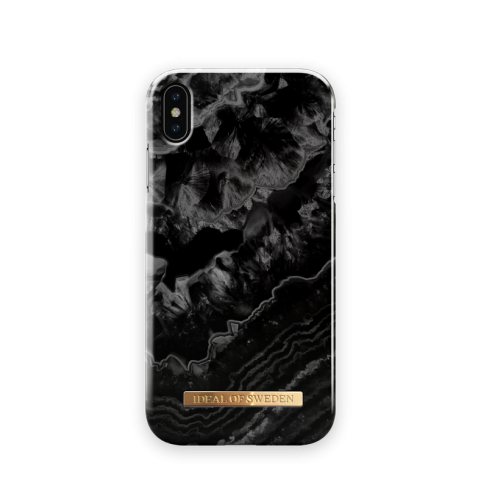 iDEAL Θήκη Fashion iPhone XS MAX Noir Agate IDFCDC19-IXSM-178