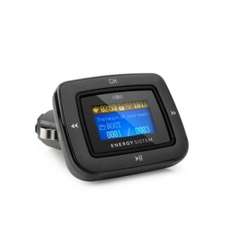 Energy Sistem Car Transmitter 1100 Dark Iron 38145