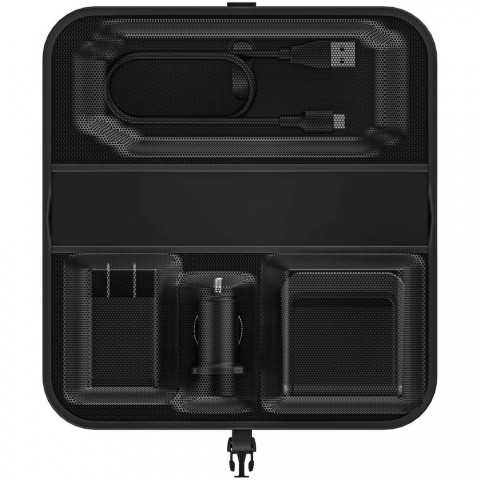 mophie® charge stream™ travel kit Σετ ασύρματης φόρτισης ταξιδίου για Apple, Samsung & άλλα Qi-enabled smartphones
