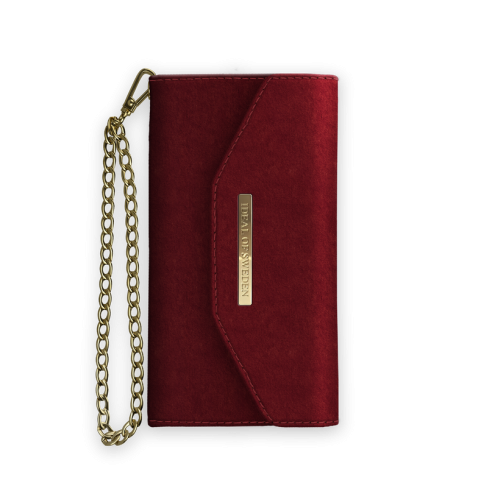 IDEAL OF SWEDEN Θήκη Fashion Galaxy S9 Mayfair Clutch Velvet Red IDMCV-S9-83
