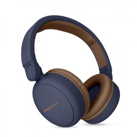 ENERGY SISTEM Headphones 2 BT Μπλε 444885