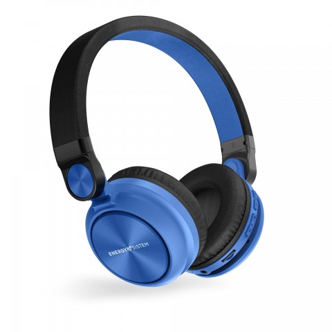 ENERGY SISTEM Headphones BT Urban 2 Radio Indigo 448142