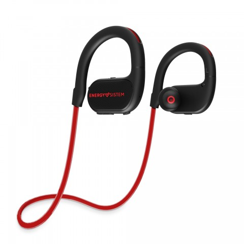 ENERGY SISTEM Earphones BT Running 2 Neon Red 448166