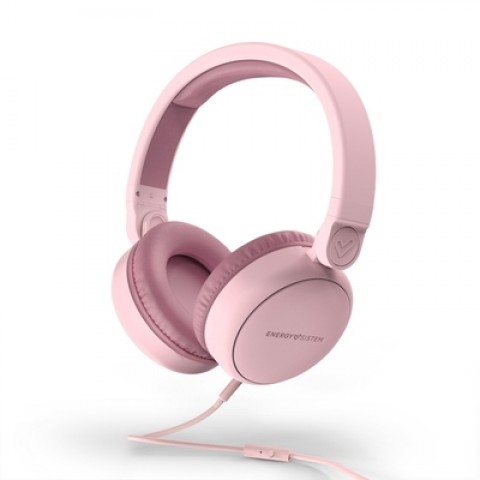 ENERGY SISTEM Ακουστικά Κεφαλής Style 1 Talk Pure Pink 448845