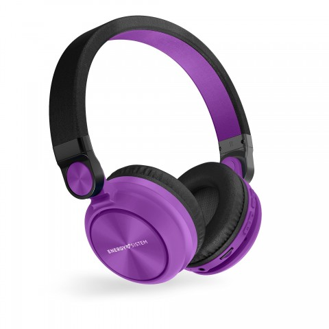 ENERGY SISTEM Headphones BT Urban 2 Radio Violet 448906