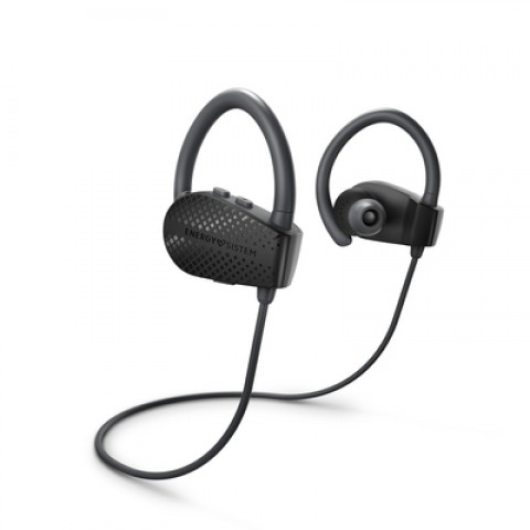 Energy Sistem Earphones Bluetooth Sport 1+ Dark 45177