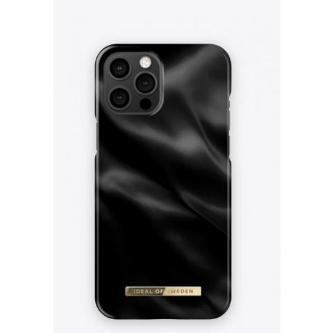 IDEAL OF SWEDEN για το iPhone 12 Pro Max Black Satin IDFCSS21-I2067-312