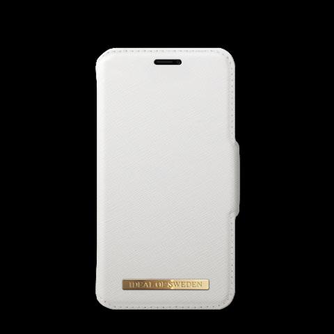 IDEAL OF SWEDEN Θήκη Fashion Wallet iPhone X Λευκό IDFW-I8-10