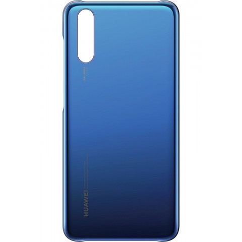 Huawei Protective Cover για Huawei P20 Μπλε - 51992347