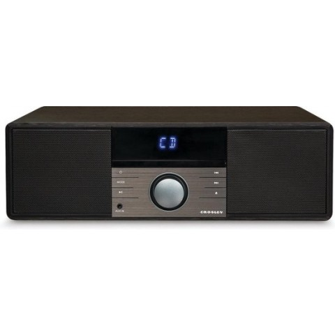 Crosley Metro CD Player SF0003AU-BK CR3502A-BK