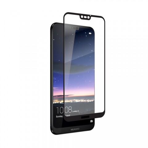 ZAGG InvisibleShield® Full Face Tempered Glass – Huawei P20 Lite (μαύρο πλαίσιο)200101549