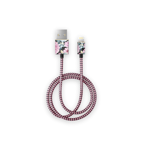 IDEAL OF SWEDEN Fashion Cable Lightning 1m Peony Garden IDFCL-68