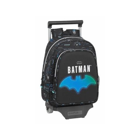 Safta Tσάντα σχολική Batman 10L 612104020