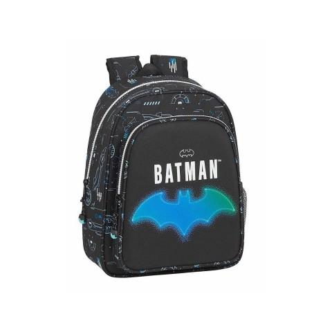 Safta Tσάντα σχολική Batman 34εκ 612104524