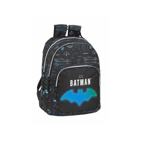 Safta Tσάντα σχολική διπλή Batman 42εκ 612104773