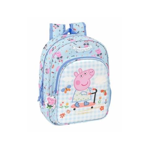 Safta Σχολική τσάντα πλάτης Peppa Pig 34εκ 612190185