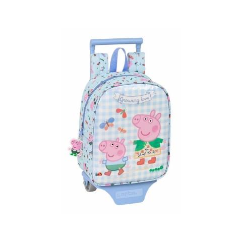 Safta Σχολική τσάντα πλάτης Peppa Pig 10L 612190280