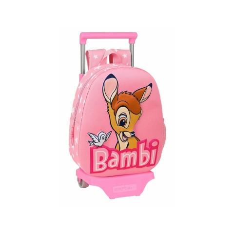 Safta Tσάντα σχολική BAMBI 3D 622109020