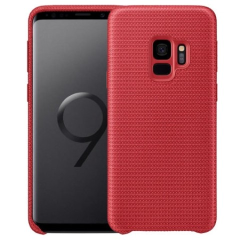 Samsung Hyperknit θήκη για Samsung S9 Κόκκινη - EF-GG960FREGWW