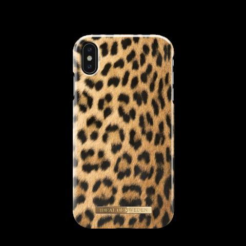 iDEAL Θήκη Fashion iPhone XS MAX Wild Leopard IDFCS17-I1865-67