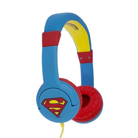 DC COMICS Παιδικά Ακουστικά SUPERMAN JUNIOR DC0262