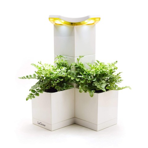 Allocacoc® LeGrow TG |Lamp| Σετ 5 Έξυπνα γλαστράκια με LED φωτιστικό DH0057/LEGTGL