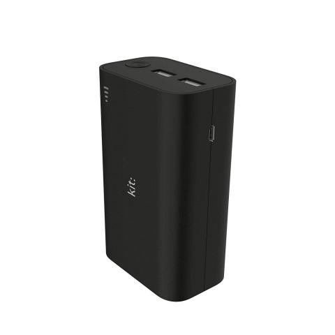 KIT: Power Bank 12000 mAh Essentials Range PWRCOOL12BKRF
