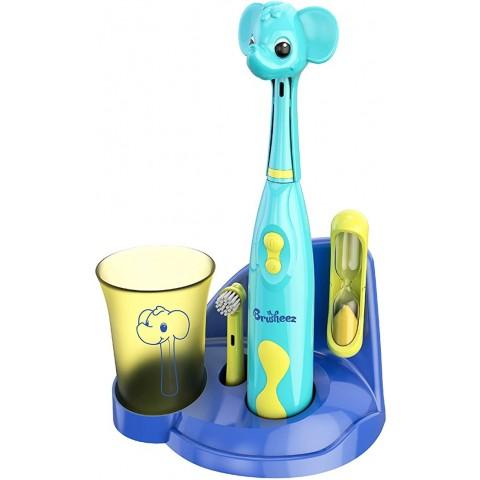 Brusheez παιδική ηλεκτρική οδοντόβουρτσα Ollie the elephant PEKTELPH