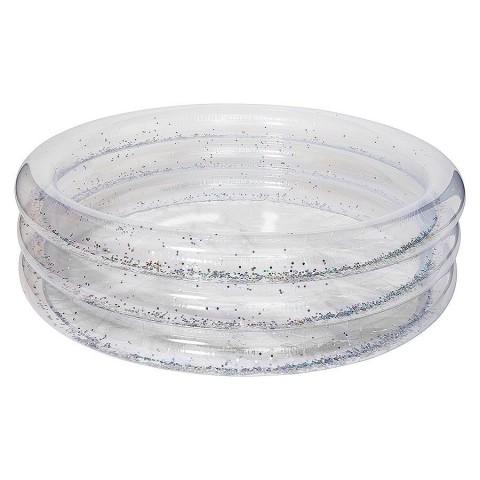 SunnylifeThe Pool Φουσκωτή Πισίνα - Glitter - Holographic - S1PPOOGL