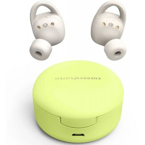 ENERGY SISTEM Earphones Sport 6 True Wireless Light Li 447602