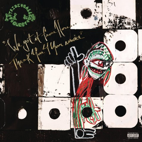 ΒΙΝΥΛΙΟ A Tribe Called Quest - We got it from here SF0018VI-003