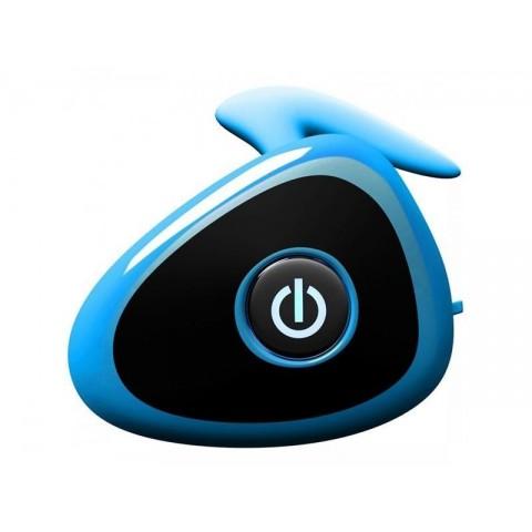 KITSOUND Ακουστικά Ψείρες COMET με Μικρόφωνο Μπλε KSCOMBUDBL 51720/1