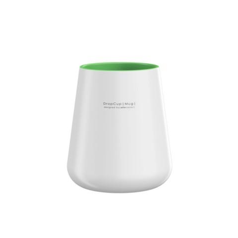 Allocacoc® DropCup  Green Mug  Όμορφη κούπα σε σχήμα σταγόνας (green)