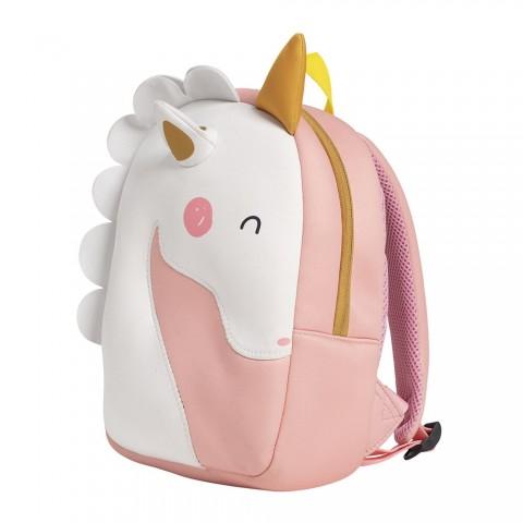 Sunnylife Παιδική Τσάντα θαλάσσης Neoprene Backpack Seahorse Unicorn - White S1VBAKSE
