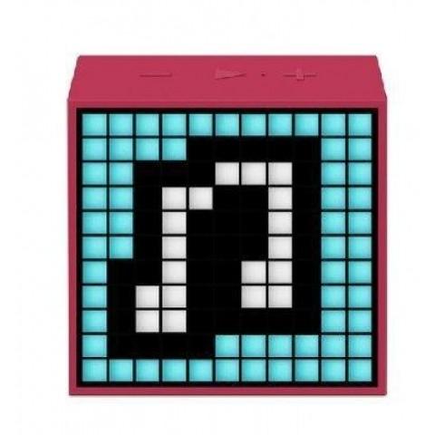 Divoom Tivoo TimeBox Mini Pixel Bluetooth ηχείο με γραφικά Pink DV-TBOXMINI-PK