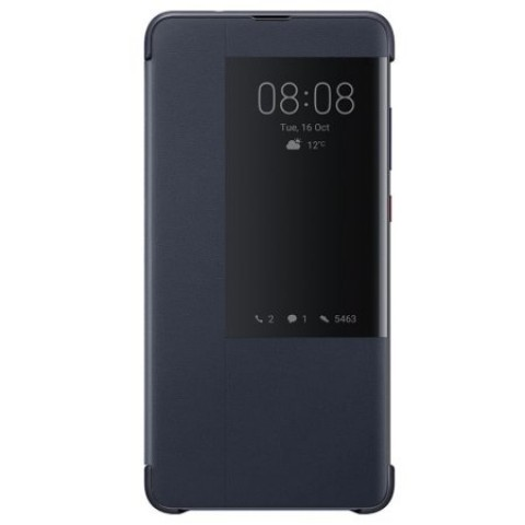 Huawei θήκη Book Cover για Huawei Mate 20 Σκούρο Μπλε - 51992605