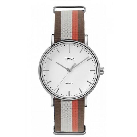 Timex Ανδρικό Ρολόι Weekender Fairfield ABT525