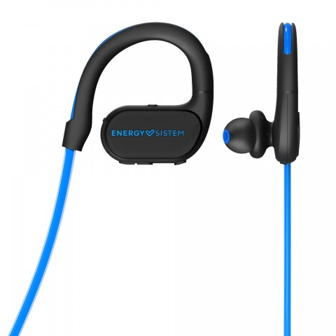 ENERGY SISTEM Earphones BT Running 2 Neon Blue 448326