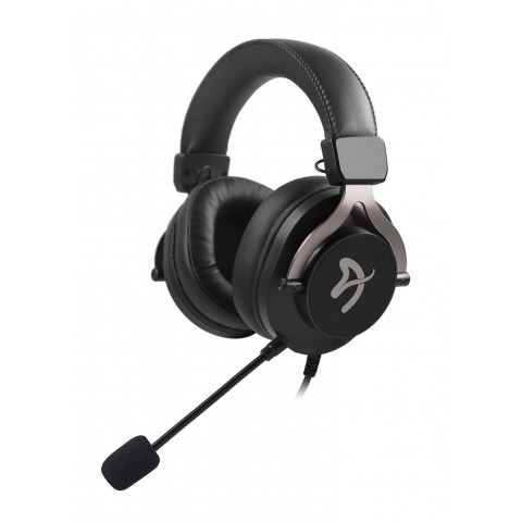 Arozzi Gaming Headset Black AZ-ARIA-BK