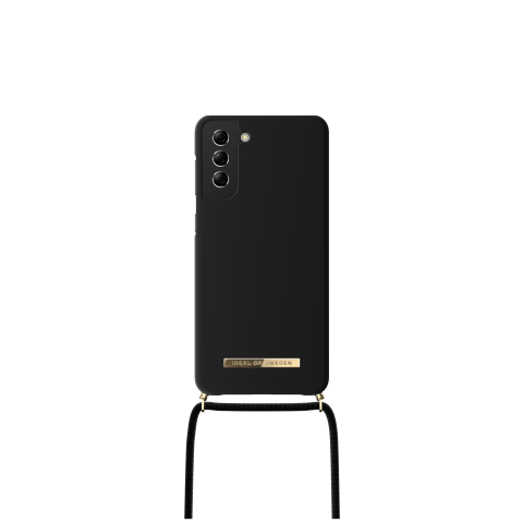 IDEAL OF SWEDEN θήκη λαιμού για Samsung Galaxy S21+ Jet Black IDPNSS21-S21P-267