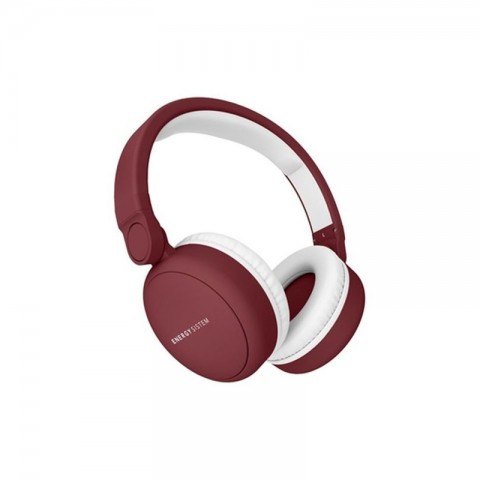 ENERGY SISTEM Headphones 2 BT Κόκκινο 445790