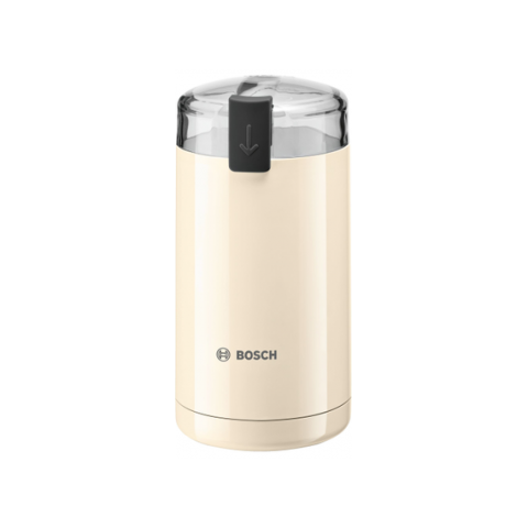 Bosch Μύλος Άλεσης Καφέ Coffee Grinder 180W Cream TSM6A017C