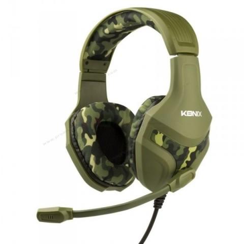 Konix PS-400 Camo Headset 61881105782