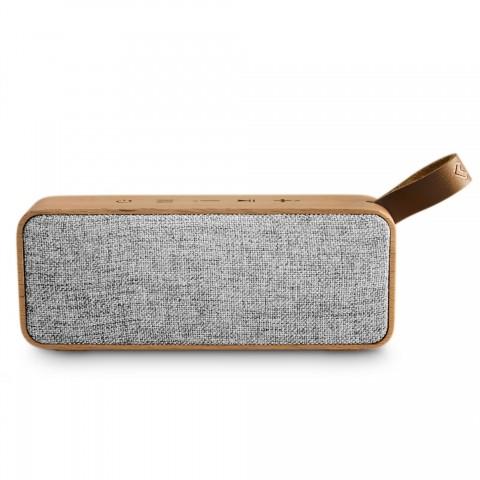 ENERGY SISTEM Φορητό Ηχείο Bluetooth Speaker Eco Beech Wood 450435