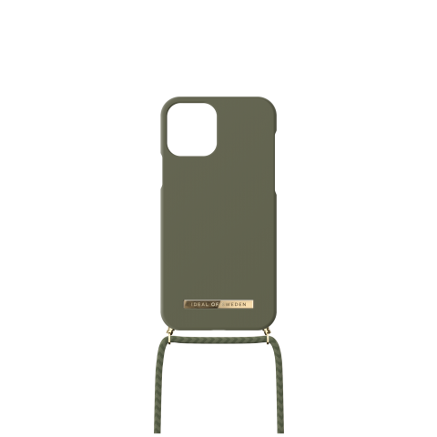 "IDEAL OF SWEDEN Θήκη Ordinary θήκη λαιμού COOL KHAKI iPhone 2021 6,1"" PRO IDONCAW21-I2161P-324"