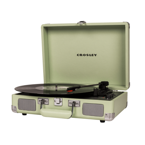 CROSLEY Πικάπ Βαλιτσάκι Cruiser Deluxe Mint CR8005D-MT SF0001RP-MT
