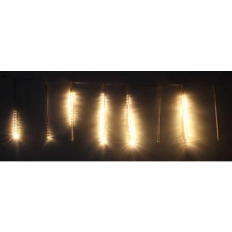 Well Λαμπάκια γιρλάντα 8 LED λευκό φως διαφανές καλώδιο